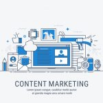 オウンドメディアのコンセプト設計は企業とお客様とを結ぶ大切なマーケティング戦略